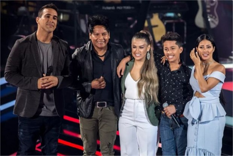Índio Pareci de Tangará, Augusto Michel encanta no The Voice Kids – veja o vídeo